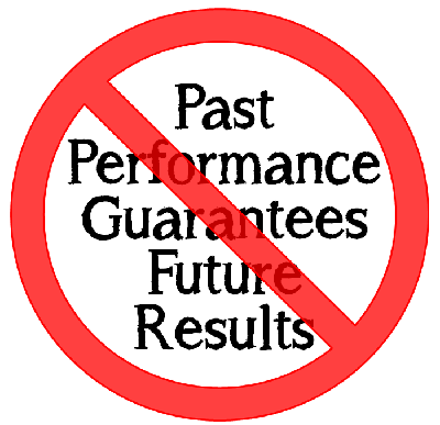 Past Performance Does Not Guarantee Future Results When Building Sales and Marketing Teams